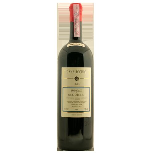 Pacenti Brunello di Montalcino 2004 Magnum-861