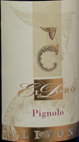 Livon Cru Pignolo Eldoro 2006-0