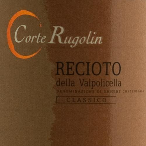 Rugolin Recioto della Valpolicella Classico 2005 (37,5cl) -0
