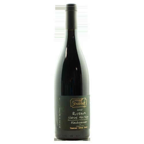 Stroblhof Pinot Nero Riserva 2007-535
