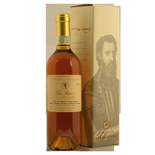 Verrazzano Vin Santo di Montepulciano 2006 (50cl)-553