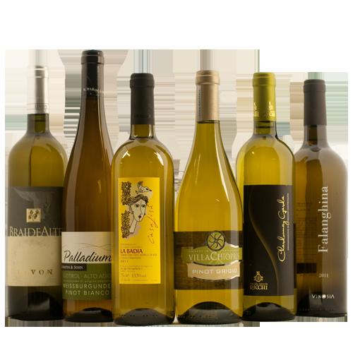 Mixdoos - Kennismaken met Italiaanse witte wijnen-0