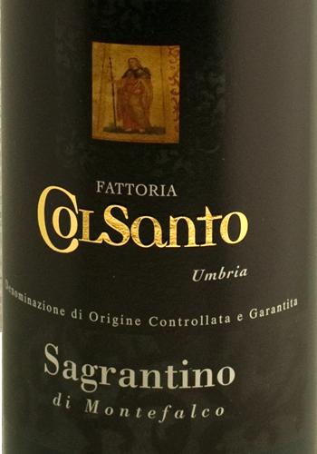 ColSanto Sagrantino di Montefalco 2008-0