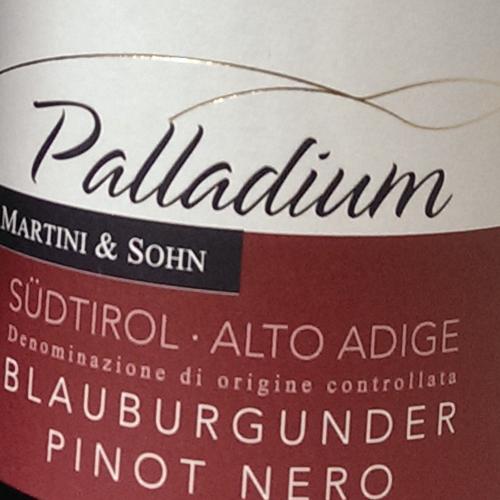 Martini Pinot Nero Riserva Palladium 2011 Magnum -0