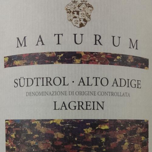 Martini Lagrein Riserva Maturum 2010 Magnum-0