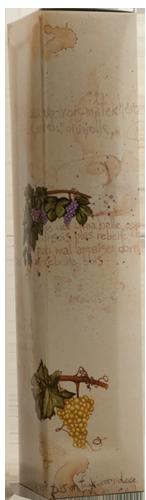 Geschenkdoos voor 1 fles - x-mas-1808