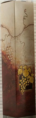 Geschenkdoos voor 1 fles - x-mas-1807