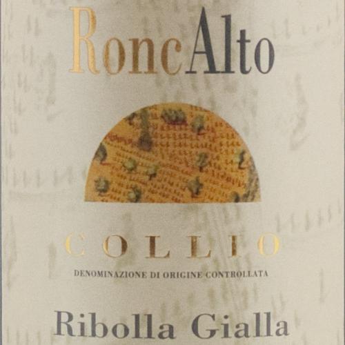 RoncAlto Ribolla Gialla 2013-0