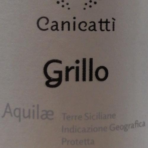 Canicatti Aquilae Grillo 2014-0