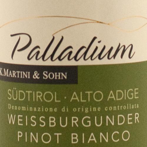 Martini Pinot Bianco Palladium 2014-1942