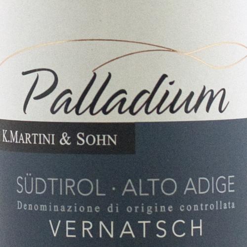 Martini Vernatsch (Schiava) Palladium 2014-1948