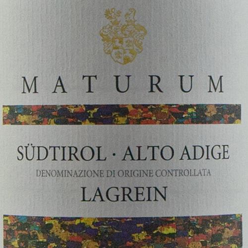 Martini Lagrein Riserva Maturum