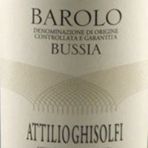 Ghisolfi Barolo Bussia 2012-0