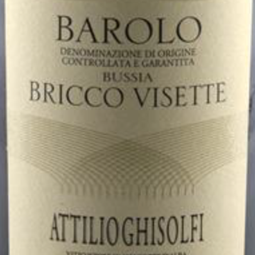 Ghisolfi Barolo Bussia Bricco Visette 2012-0