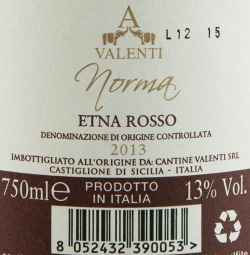 italiaanse-rode-wijn-etna-rosso-norma-valenti