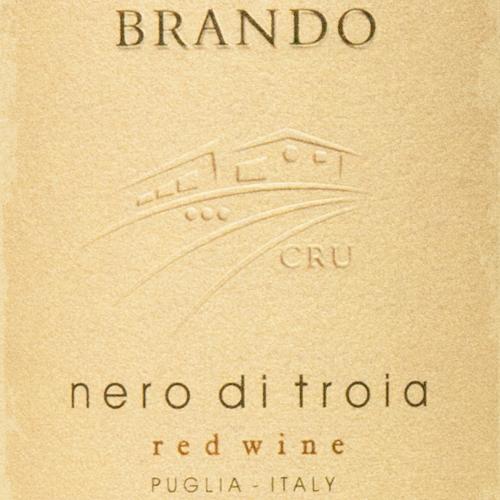 Coppadoro Brando Nero di Troia
