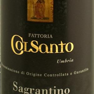 ColSanto Sagrantino di Montefalco 2011-2466