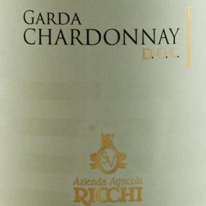 Ricchi Garda Chardonnay