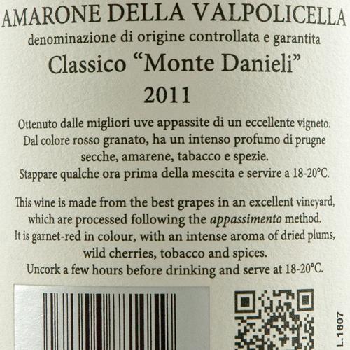 italiaanse-rode-wijn-amarone-monte-danieli-corte-rugolin