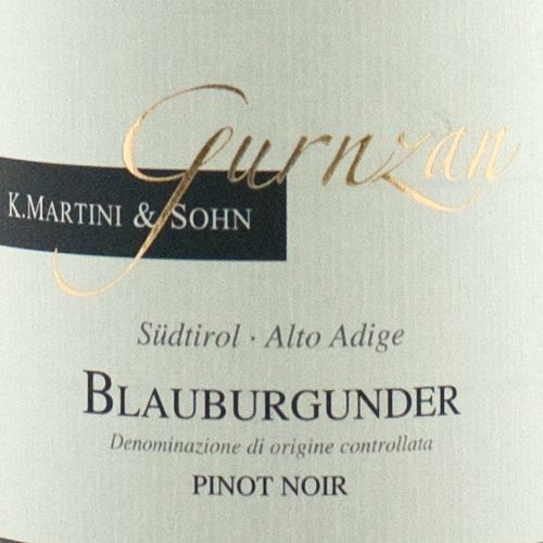 Martini Pinot Nero Gurnzan 2016-2861