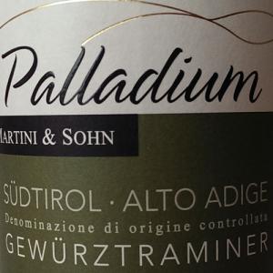 Martini Gewurztraminer Palladium