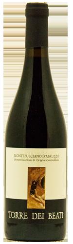 italiaanse-rode-wijn-montepulciano-d-abruzzo-torre-dei-beati
