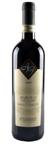 Ghisolfi Barolo Bussia Bricco Visette 2013-3102