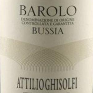 Ghisolfi Barolo Bussia 2013-3105