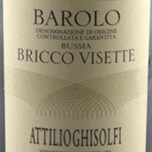 Ghisolfi Barolo Bussia Bricco Visette 2013-3103