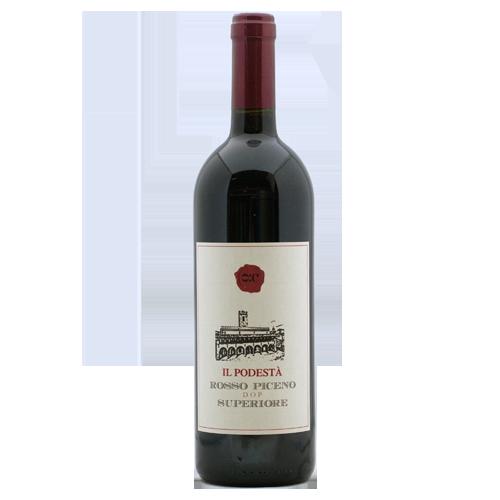 Offida Rosso Piceno Superiore Il Podesta 2014-3226