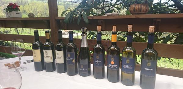 Vino & Vetro exclusieve Italiaanse wijnen