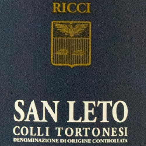 Ricci San Leto Timorasso