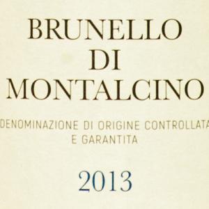 Brunello di Montalcino Canalicchio