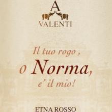 Valenti Norma Etna Rosso 2015