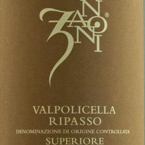 Zanoni Valpolicella Ripasso