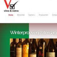De nieuwe Vino & Vetro site is live!