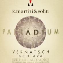 Martini Vernatsch (Schiava) Palladium 2018