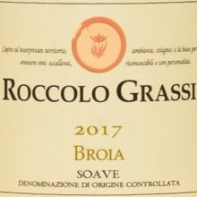 Roccolo Grassi Soave Superiore La Broia 2017